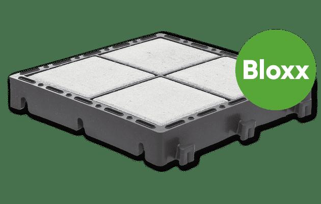 Газонные решетки ECORASTER Bloxx