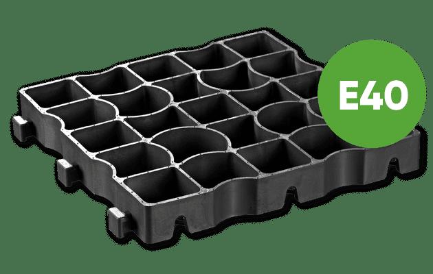 газонные решетки ECORASTER E40
