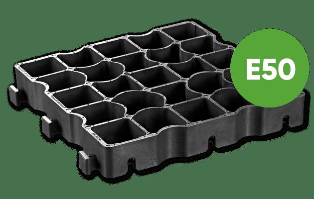 Газонные решетки ECORASTER E50